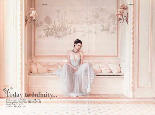 Carina Musitowski - Elegant Magazine mit Fotograf Hartmut Nörenberg