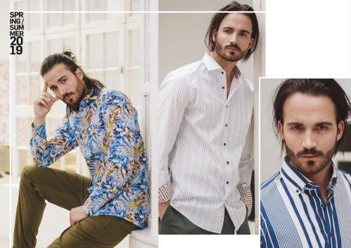 Carina Musitowski - Haupt-Shirts mit Fotograf Christan Bacher