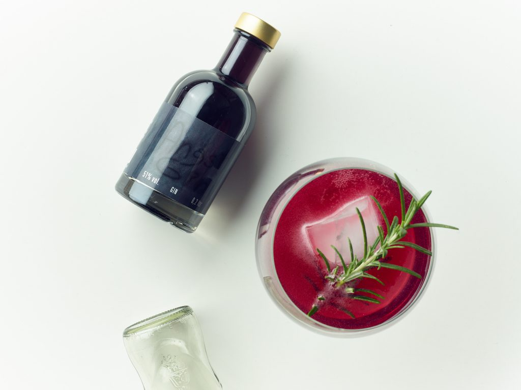Christian Kuhlmann fotografiert Angst Gin
