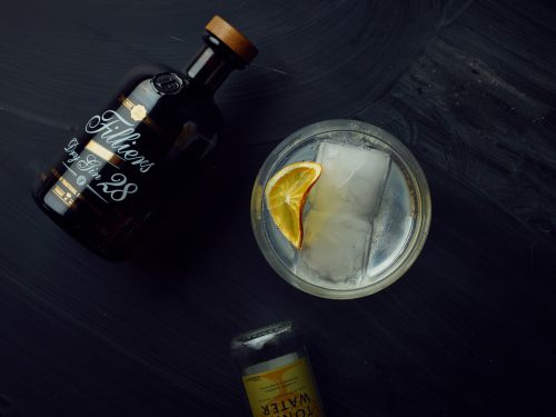 Christian Kuhlmann fotografiert Fillers Gin