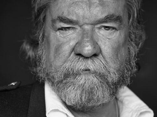 """Christian Kuhlmann fotografiert Gottfried """"Gobby"""" Schmitt"""