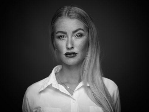 Christian Kuhlmann fotografiert Model Michelle