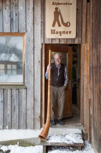 Manfred Daams für den Burda Verlag in Oberstaufen
