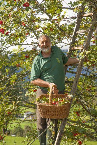 Manfred Daams in Österreich für den Burda Verlag