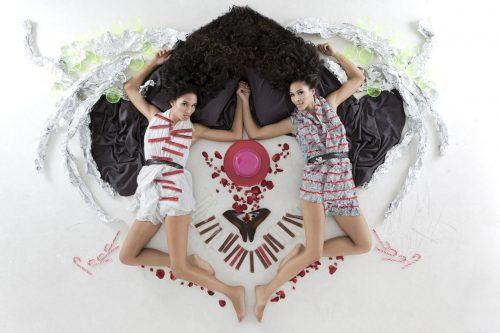 Meina Johannsen mit Styling von Daniel Dinis und Fotograf Diana Djeddi