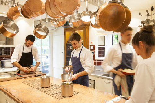 Manfred Daams für das Rheingau Gourmet Festival