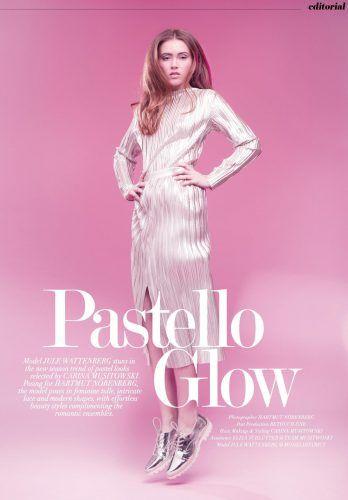 Pastello Glow / Lita Magazine