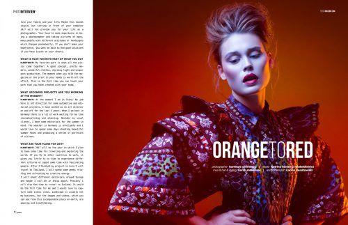 Katrin / Period Magazine