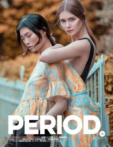 Cover Period Magazine