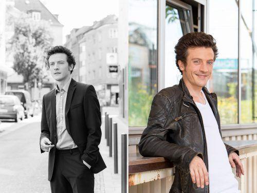 Schauspieler Harald Huber