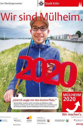 Stadt Köln / Mülheim 2020 / Die PR Berater