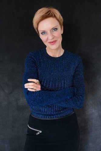 Barbara Kruttke Moderatorin Pipo Tafel
