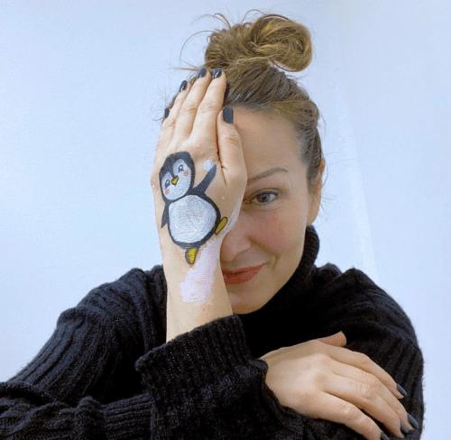 Simona Portrait