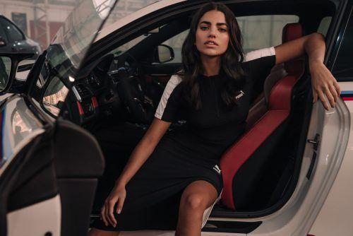 Ina Usselmann BMW x Puma
