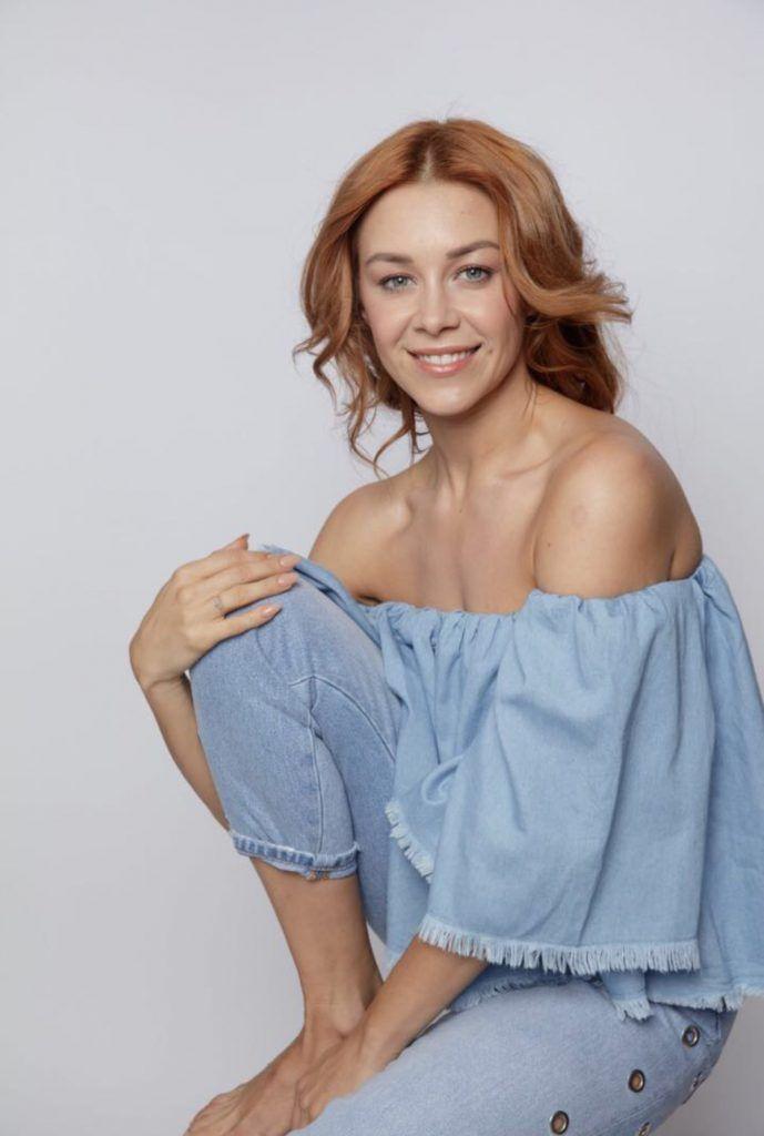 Irina Kuss - Oana Nechiti