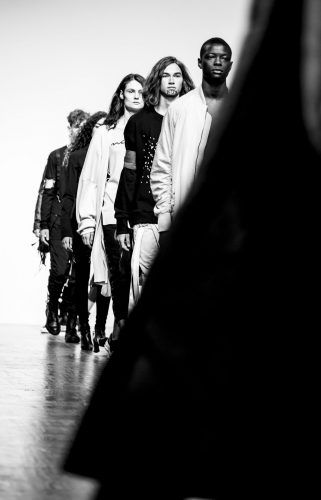 Lisa Jureczko / Yin Lee / Han Ki Ryong / DGNAK / LFWM London Fashion Week Mens / Kaltblut Magazin / London / 20170614