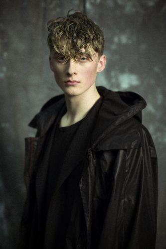 Lisa Jureczko / Elias Frowein / No Toys Models / Hanna Schluff / Famous Face Academy / Design Department / Show Number Eight / Düsseldorf