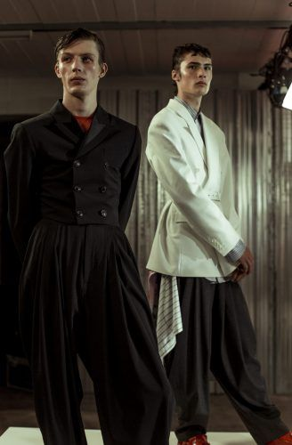 Lisa Jureczko / Laurens Pouchele / Finnlay Davis / Elite Models / Laura Dominique / Streeters London / Topman / LFWM London Fashion Week Mens / Kaltblut Magazin / London / 20170612