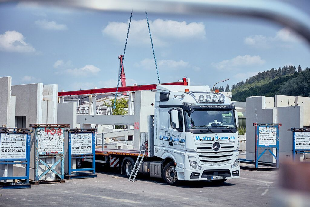 Dirk Schumacher / Hausmann Transport / 20190629 / Altena