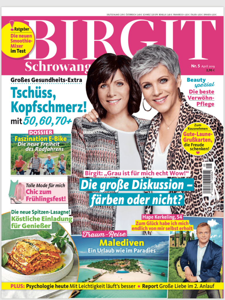 Sunsanne Witt - Birgit Schrowange