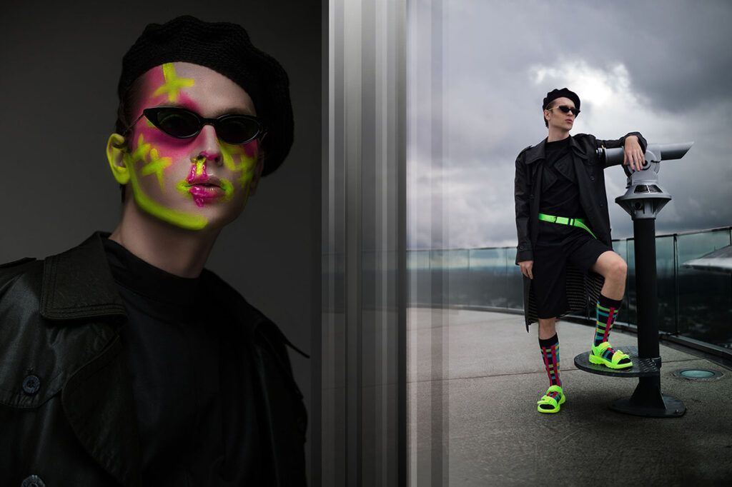 Serge Levchenko - Dym Amensky/K models/The flow house magazin