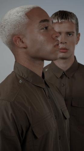 Feeling Modern- by Louisa Minhorst