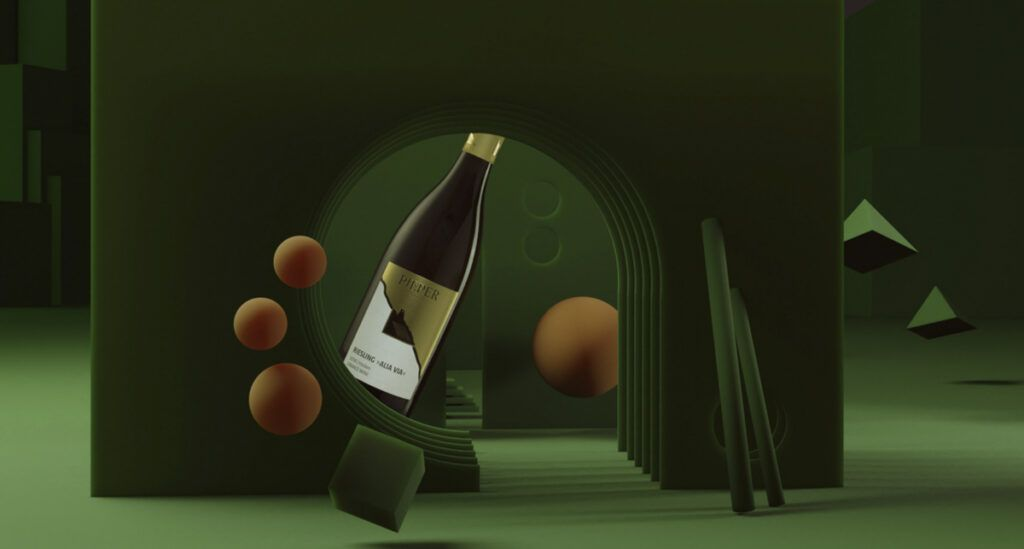 David Weimann - Riesling Alla Via